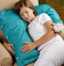 Boyfriend Snuggle Pillow: Hug Your Social Media Boyfriend All Night