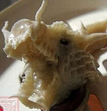 Insane Food Design: Chinese Dumpling In The Form Of A Dragon
