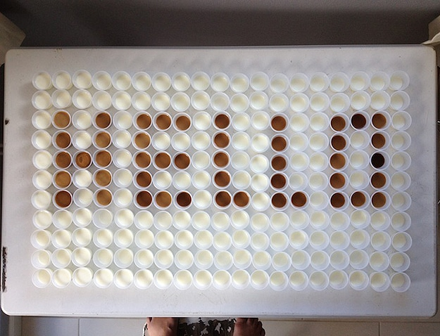 Coffee & Milk Art: A Simple Weekend Project For Kids