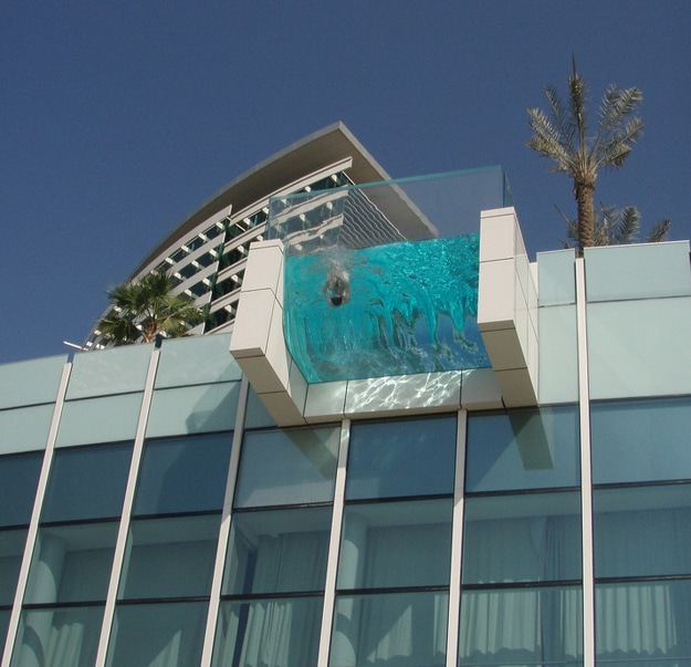 inspiring architecture hotel balcony swimming pools 12