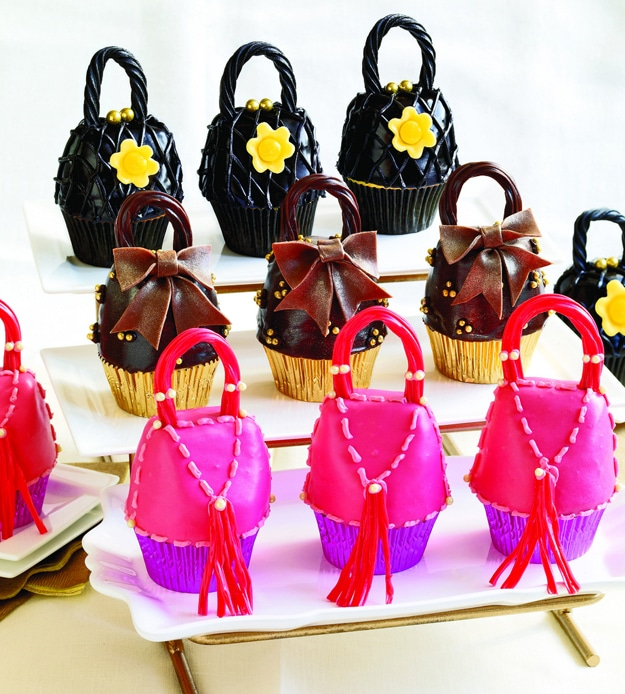 Handbag Cupcakes Sex and City