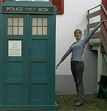 DIY TARDIS: Because Every Woman Needs Her Own TARDIS