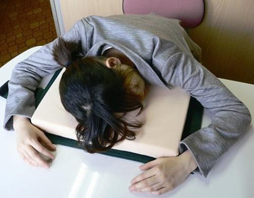 Secretly Nap At Work
