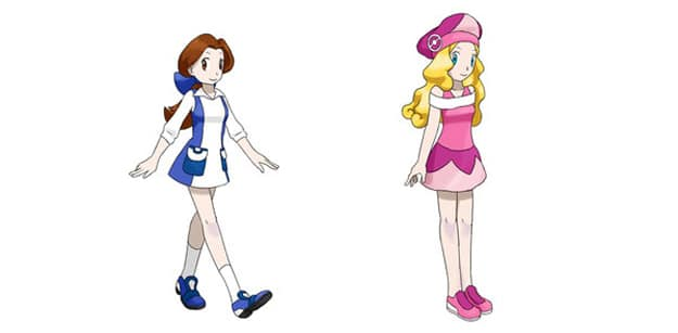 Disney-Princesses-Pokemon-Style