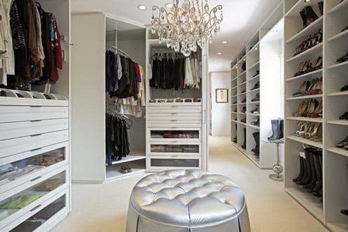 Home Design Huge Closets