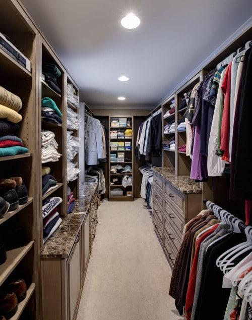 Home Interior Decorating Closets