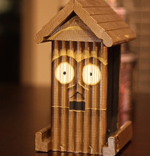 Birdhouse Designs For Geeks