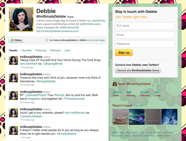 Why It's Important To Complete Your Twitter Profile