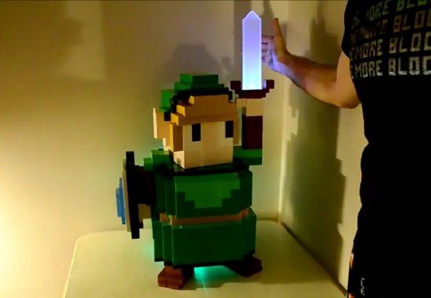 Reto Gaming Zelda PC Case