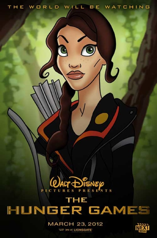 The Disney Effect: 9 Popular Movie Posters Disneyfied