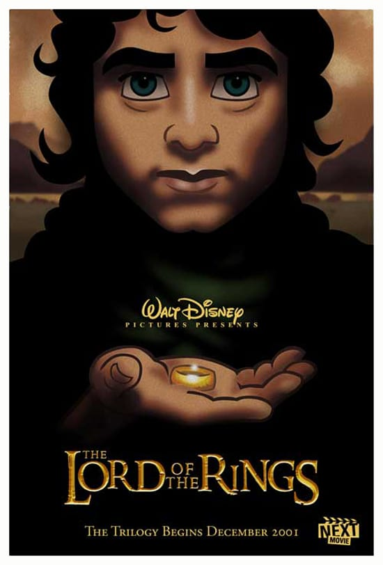 Lord Of The Rings Disney