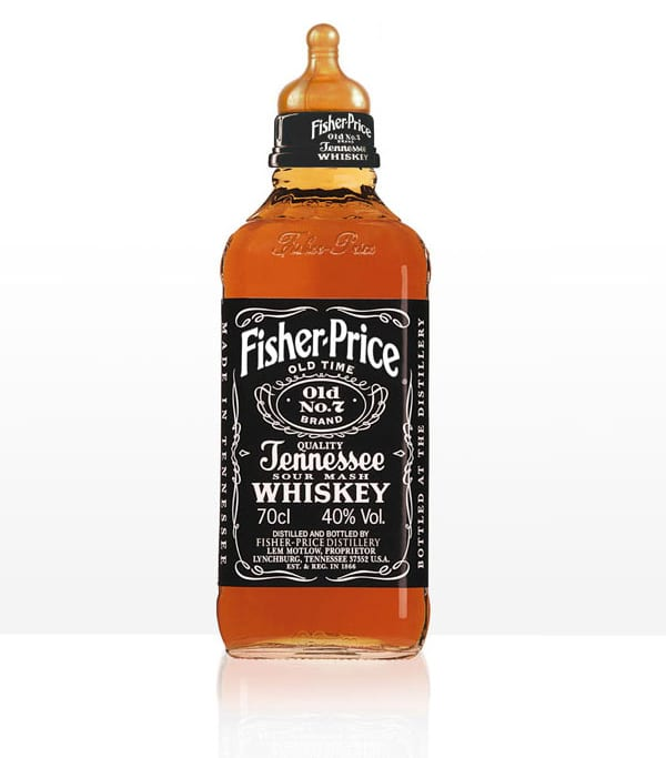 Fisher Price Jack Daniels Whiskey