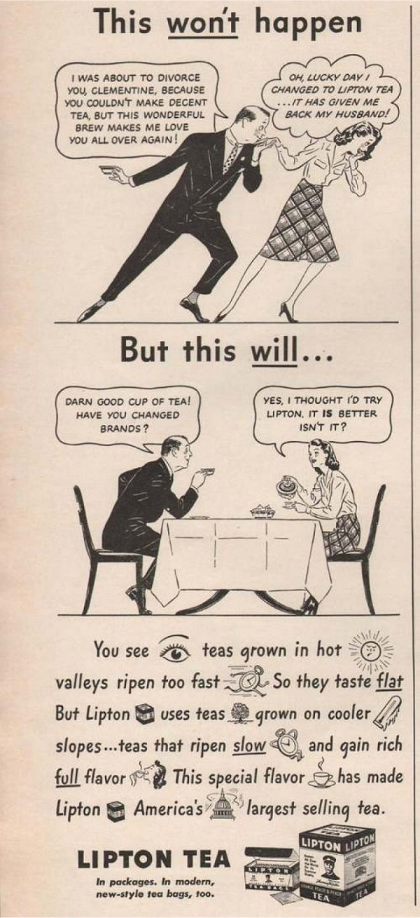 20 Retro Ads Full Of Ridiculously Funny Sexism