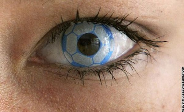 Weird and Wacky Eye Contacts