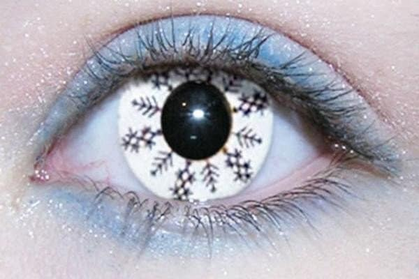Weird and Wacky Eye Contacts