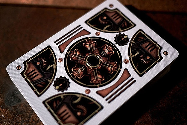 Steampunk-Playing-Cards-Design