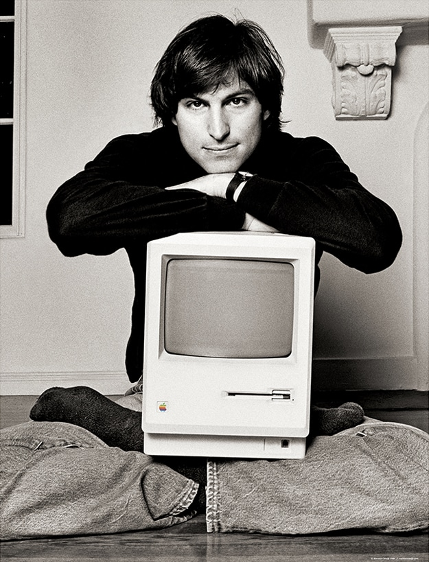 Rare Look At Steve Jobs From 1984