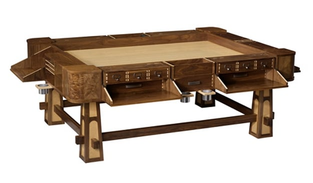 The Granddaddy of Game Tables