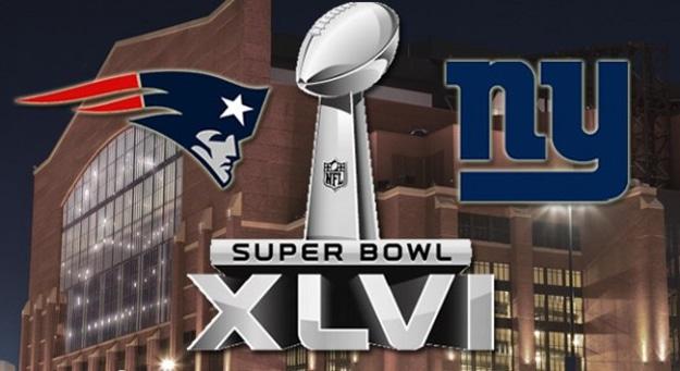 Patriots New York Super Bowl
