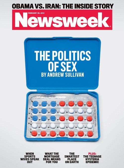 Rejected Newsweek Magazine Covers