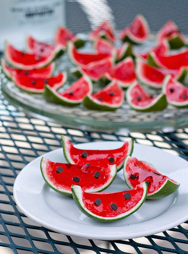 Creative Watermelon Jello Shots: A Taste Of Summer