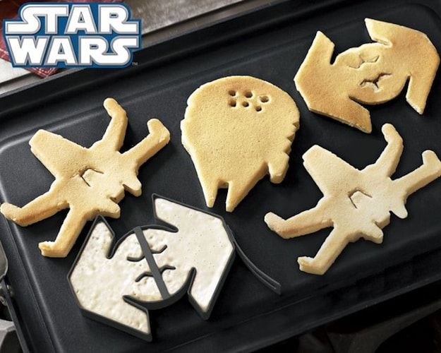Star Wars Pancake Vehicles