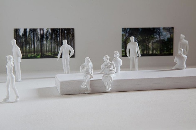 Tiny Art Installation Gallery