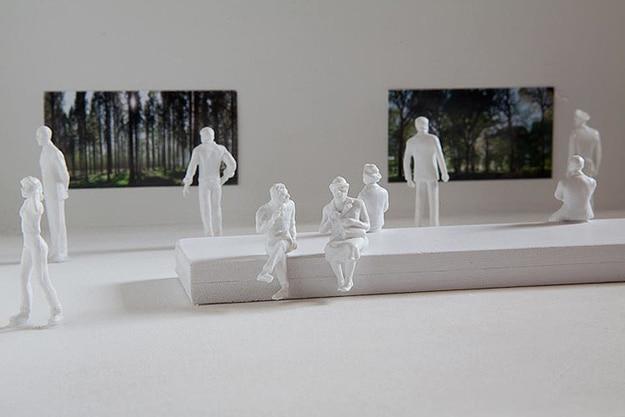 Tiny Art Installation Gallery