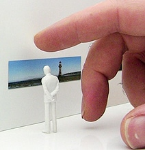 The Smallest Art Gallery In The Whole World