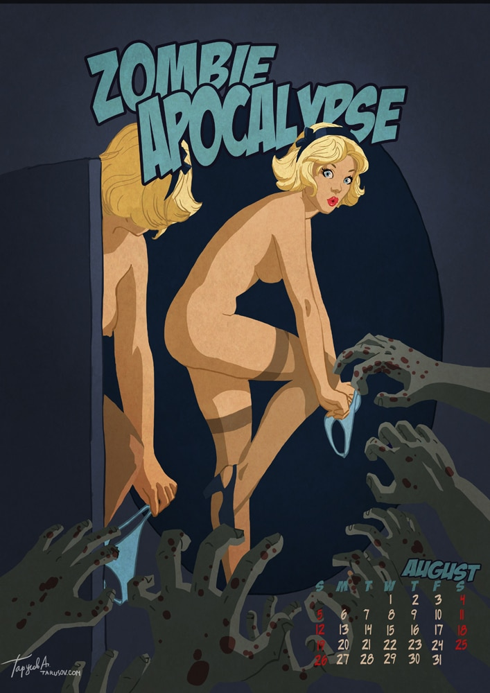 apocalypse-tomorrow-pin-up-calendar