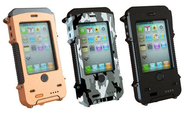 Aqua Tek S Ultra: Strongest Solar Powered iPhone Case To Date
