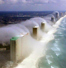 Cloud Tsunami: Cool Things You Might See On A Helicopter Tour