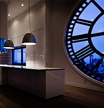 Clock Tower Apartment Makes You The Center Of Attention