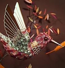 Stunning Papercraft That Goes Far Beyond Intricate Folds