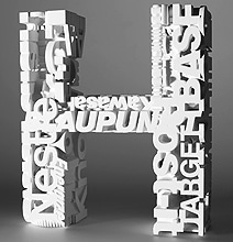 History Of Type: Magnificent 3D Typography To Inspire