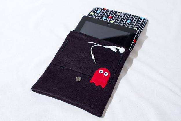 Creative Pacman iPad Cover