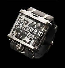 World's Most Intricate Watch Is Pure Future Steampunk