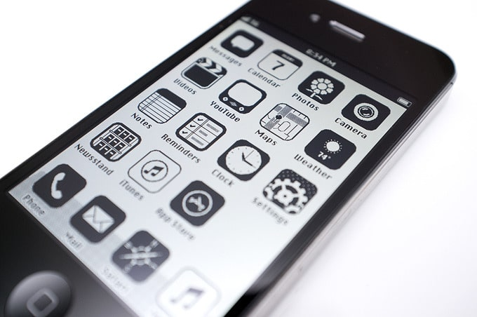 iOS '86: If The iPhone Was Released In The 1980s