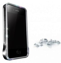 Behold The $20,000 Diamond Studded iPhone 4S Case