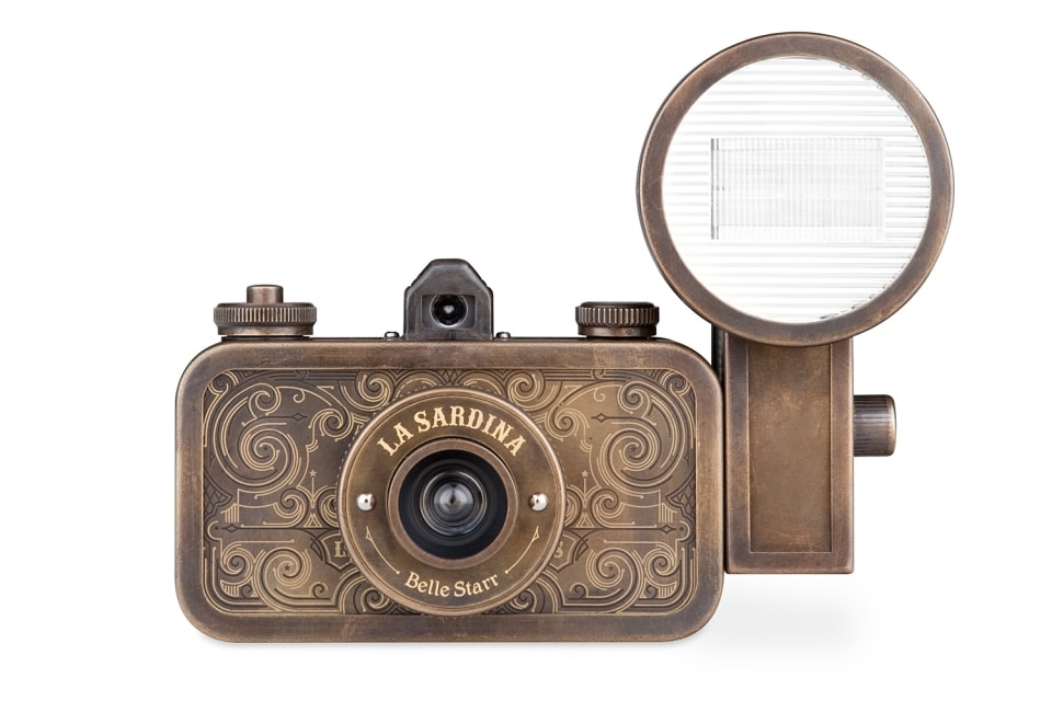 La Sardina Belle Start: Most Beautiful Lomography Camera Yet