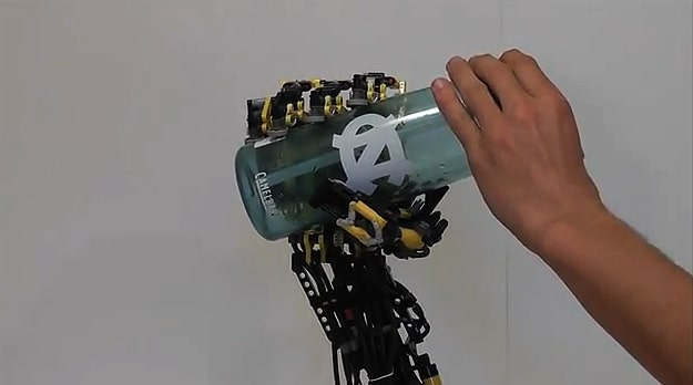 Lego Prosthetic Arm: A Miracle Remade