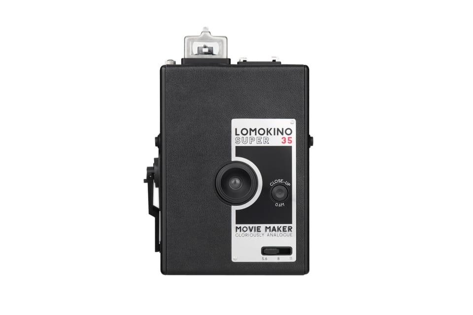 Lomokino Attachment: Turns Your iPhone Into A Badass Lomo Camera