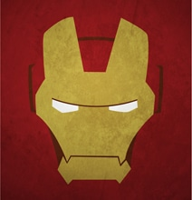 minimalistic-superhero-movie-poster-illustrations