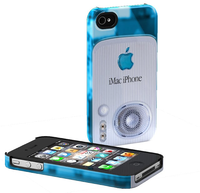iPhone Retro Cases Will Bring You Back A Decade