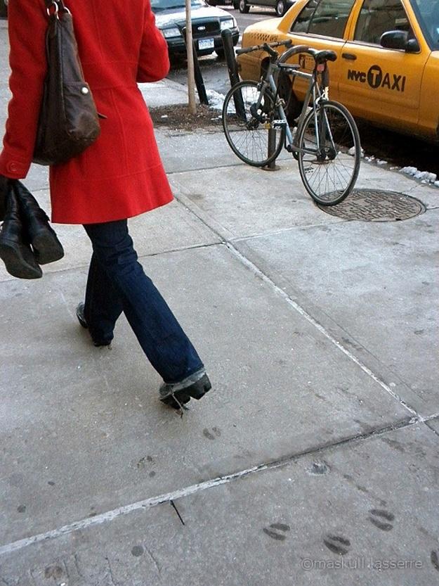 Animal-Print-Snow-Shoes