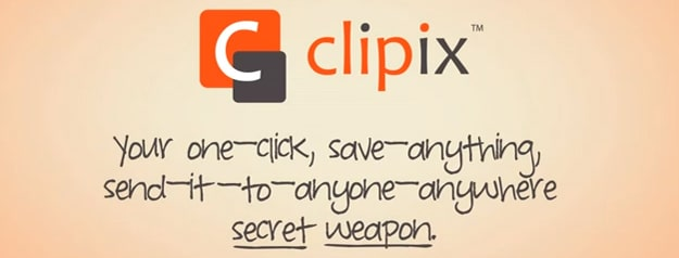Clipix-Online-Organization-Tool