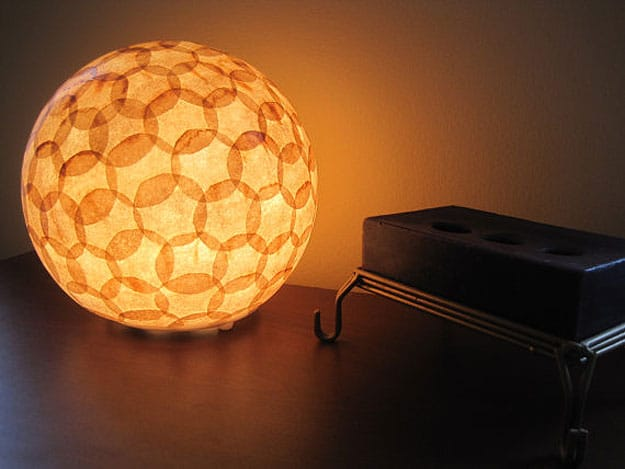 Coffee-Filter-Lamp-Art