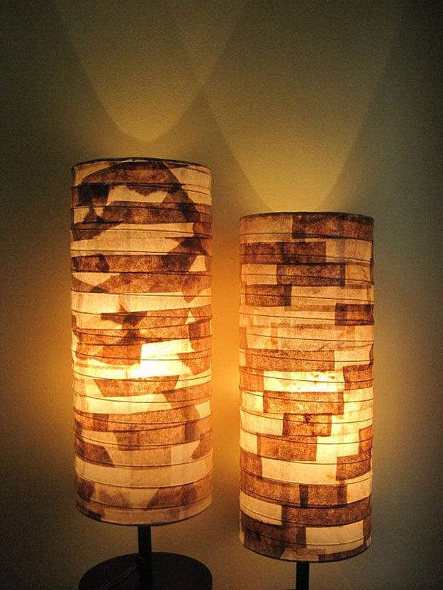 Coffee-Filter-Lamp-Art