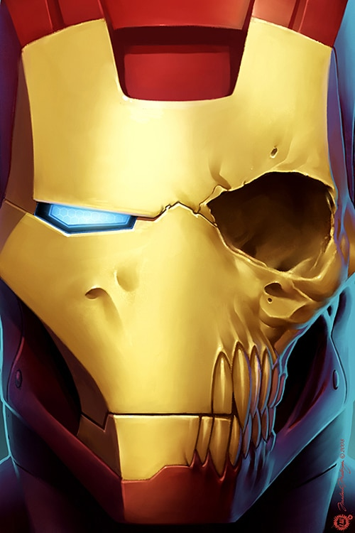 Excellent Superheroes & Supervillains Digital Art