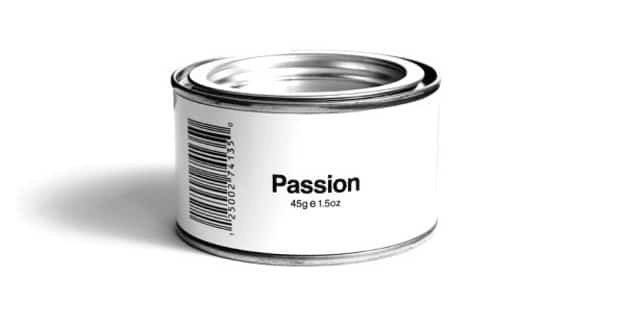 Black & White Canned Goods Filled With Intangible Wisdom